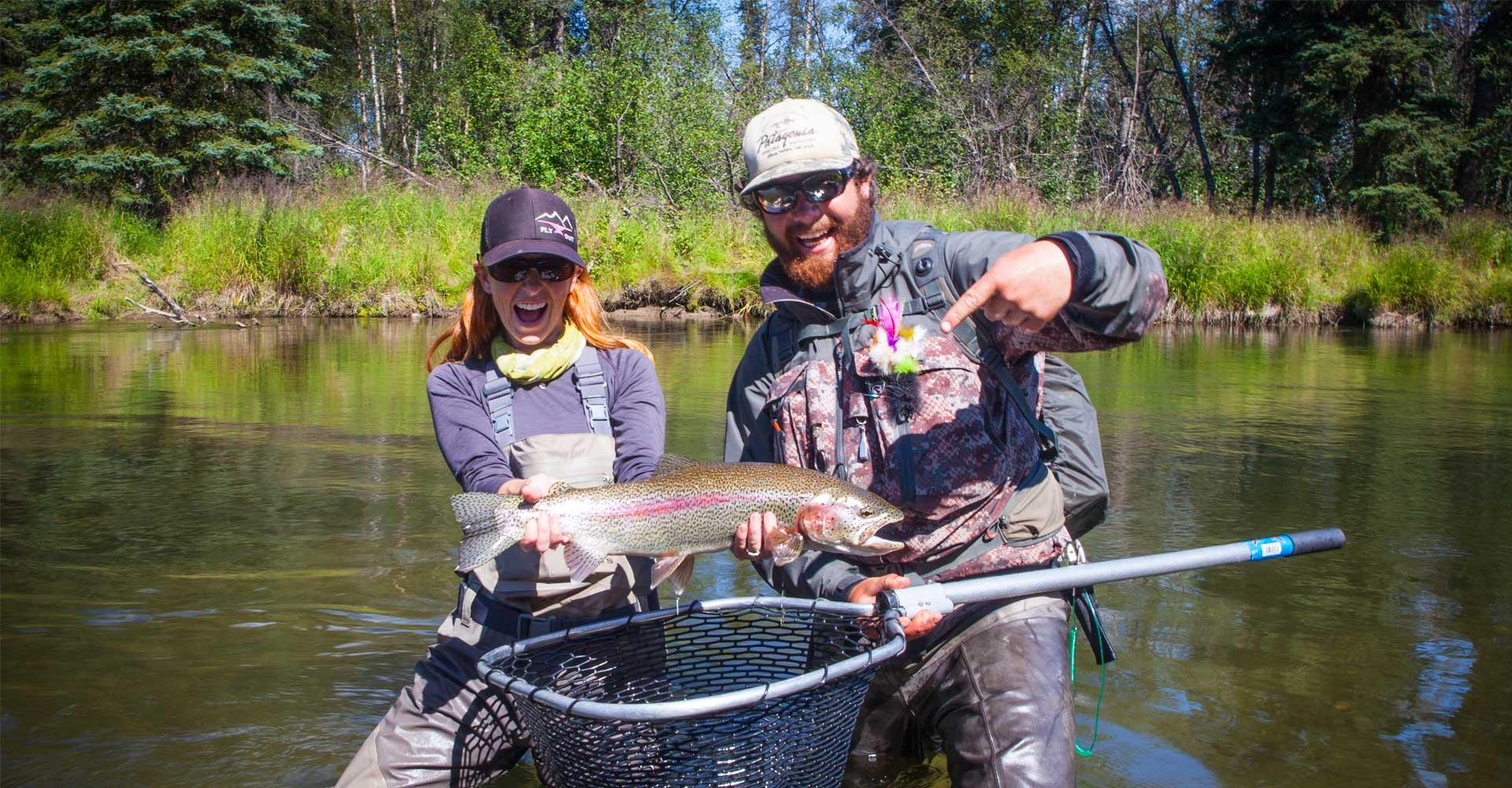 Alaskan Leopard Rainbow