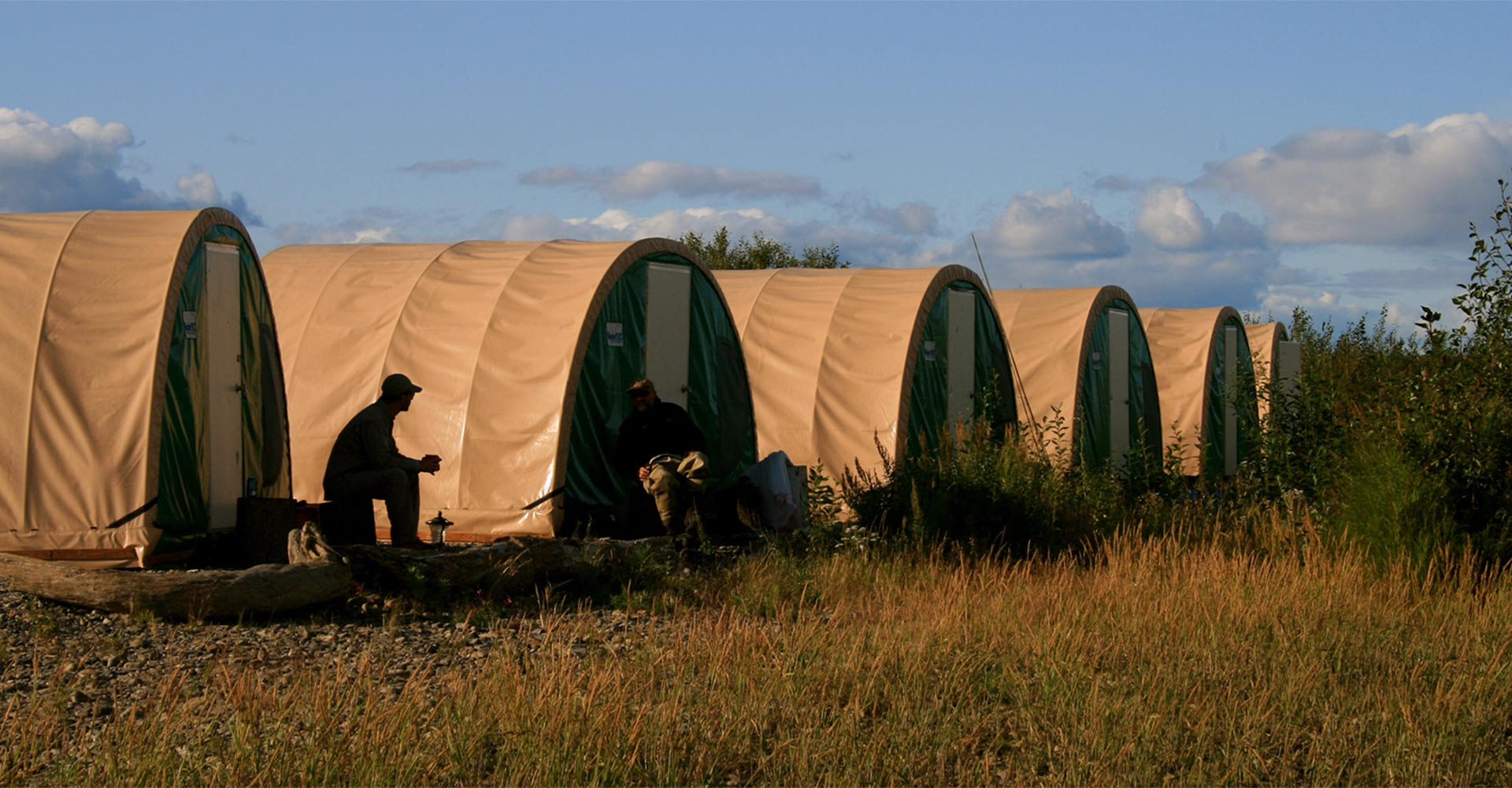 Aniak Tent Camp