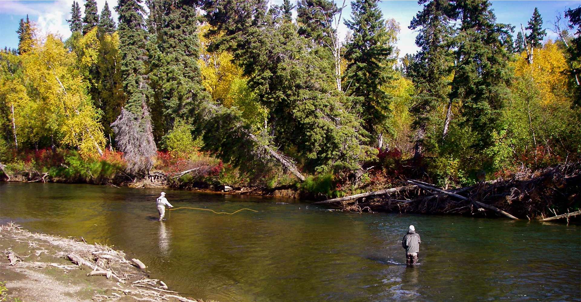 Fishing the Aniak